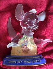 "Bradford Exchange collectible Winnie-the-Pooh ""Moms Lift Your Spirits"" Disney"