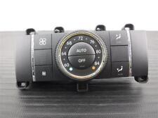 2006 Mercedes-Benz ML350 Rear Temperature Control OEM 164-820-73-89
