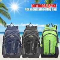 40L Camping Hiking Bag Army Military Tactical Backpack Rucksack Sport travel Bag