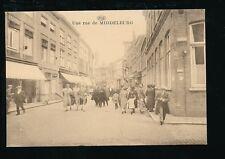 Holland Netherlands MIDDELBURG nice Street scene early PPC c1930s?