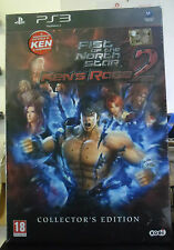 FIST OF THE NORTH STAR KEN'S RAGE 2 COLLECTOR'S EDITION NUOVO (KEN SHIRO)  PS3