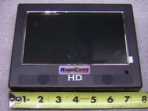"""7""""LCD Monitor Viewer Camcorder Video Tap+Hot Shoe Mount"""