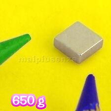 100 magneti frigo potenti 5x5x2 mm magnete calamita NEODIMIO calamite per FIMO