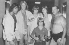Japan Pro Wrestling: The Von Erich Family 2-Disc Collection Kerry Fritz David