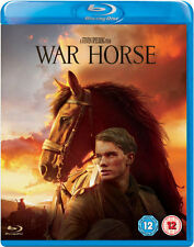 WAR HORSE*****BLU-RAY*****REGION B*****NEW & SEALED