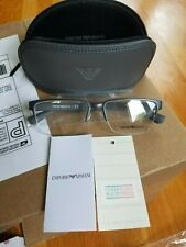 EMPORIO ARMANI SUNGLASSES EA 1055 3165 55 17 TE8883815 color gray