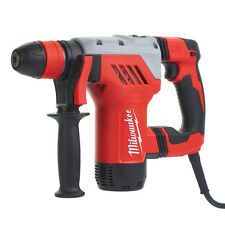 Milwaukee PLH28XE 28mm SDS Plus 3 Mode Hammer Drill 110v with Case