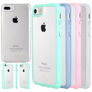 Hard Shell TPU Bumper Cover Case for iPhone 7/8 & 7 Plus/8 Plus RN Airluxe
