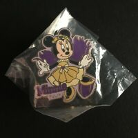 WDW - Minnie's Flowers - Pin #6 Tulip LE 1000 RARE HTF Disney Pin 32394