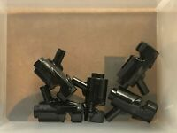 Double Barrel Blaster Minifig Weapon Space Gun PICK YOUR COLOR !! LEGO