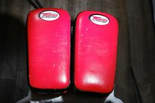 Twins Thai Pads Kick Boxing MMA Muay Thai Size L