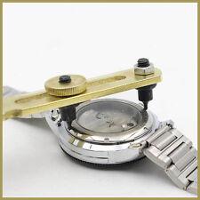 🔨 Outil horloger acier pour ouvrir les fonds de boîtier vissés 🚚 rapide
