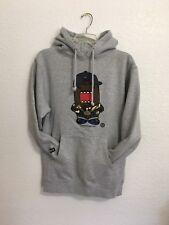 Bait Gray Domo Hoodie Sweater