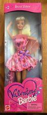 NEW in Box 1997 Mattel Special Edition Valentine Barbie! (Mattel# 17649)