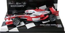 Super Aguri Honda SA08 T.Sato 2008 1/43  400080018 Minichamps