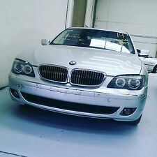 BMW E65 740i MY05 4.4L V8 166,133 kms  N62 wrecking  - one used nut only