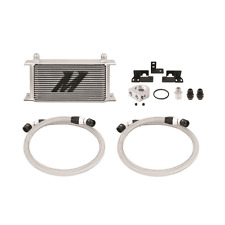 Mishimoto 07-11 Jeep Wrangler JK Oil Cooler Kit - Silver MMOC-WRA-07
