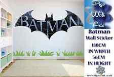CAMERA Dei Bambini wall art BATMAN MOVIE Sticker bambini Adesivo parete camera da letto di grandi dimensioni