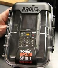Sonim XP2.10 Spirit - Black (Unlocked) Mobile Phone