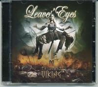 "Leaves' Eyes ""The Last Viking"" 2020, CD jewel case"