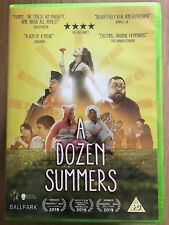 Scarlet Hall Hero Hall A DOZEN SUMMERS ~ 2015 British Family Film | UK DVD