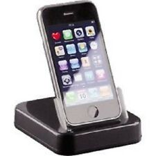 STATION D'ACCEUIL DOCK SUPPORT APPLE IPHONE 2G 3G 3GS 4 SOCLE DE CHARGE USB