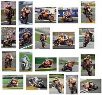 Nicky Hayden - Repsol Honda - A4/A3 Photo Print Selection #1 - Choice of 20