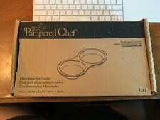 The Pampered Chef Microwave Egg Cooker Model 1372 NEW