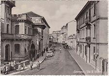 CATANZARO - VIA F.CRISPI 1957