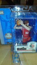 NEW HARDWOOD CLASSIC NBA LEGENDS BILL WALTON PORTLAND TRAILBLAZERS RED JERSEY