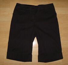 White House Black Market Textured Polka Dot Cuffed Bermuda Walking Shorts Size 4