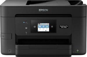EPSON WorkForce WF-4720 Color Inkjet All-In-One Inkjet Printer complete!