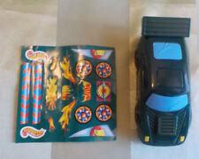 Hot Wheels Mattel 1999 MC Donalds Rennwagen Auto komplett mit Aufkleber