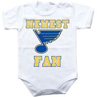 Baby bodysuit Newest fan Edmonton Oilers hockey NHL One Piece jersey