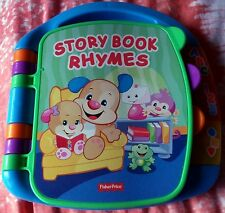 Story Book Rhymes - English Narration Reading (Optional Letters & Numbers Games)