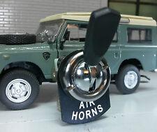 Land Rover Serie 2a Tipo Lucas SPB204 Interruptor Botón Alargado/