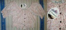 Maschinenwäschegeeignete Damen-Trachtenblusen aus Baumwolle in Größe 38