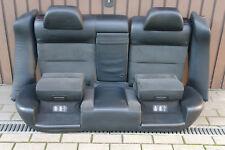 VW Passat 3BG Highline Family Rücksitze hinten mit Kindersitze Teilleder Schwarz