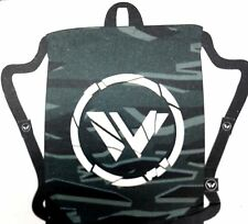 Slingbag Backpack Tote Shoulder Snow Crossbody Shaun White Skate Surf Monster Bk