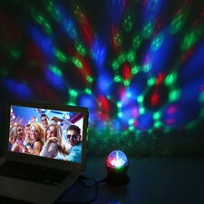 Night Light Projector-Color Changing LED Mood Lamp Stage Ball Car Interior Light