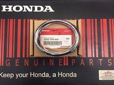 GENUINE HONDA CIVIC O/S/F Fog lamp surround 2015 > 17 Year models *FREE POSTAGE*