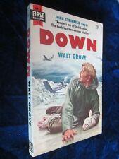 Vintage DELL 1E PB ORIGINAL! Walt Grove DOWN 1953 FINE