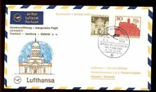 Germany 1968 First Flight Cover, FFC Frankfurt - Helsinki #C4812