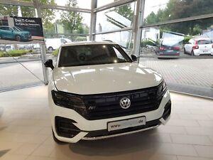 Passend VW Touareg Model 2019  Tieferlegung  Quadra-Lift'Luftfederung