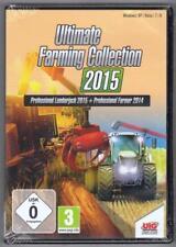 Ultimate Farming Collection 2015 Bauernhof Traktor PC Spiel