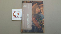 coffret folder 2 euro 2019 SAINT MARIN San Marino Leonardo da VINCI Сан Марино