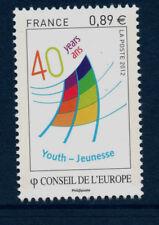 SERVICE 153 NEUF * * GOMME ORIGINALE - CENTRE EUROPEEN DE LA JEUNESSE