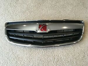 2008 - 2010 Saturn Vue Upper and Lower Grill Grille Assembly -- OEM