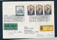 Christkindl-Reco-Brief 24.12.1978, LZ Mogersdorf  (CH8)