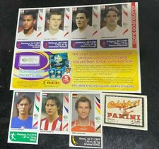 PANINI WC WM 2006 UPDATE EXTRA 08 STICKERS